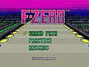 F-ZERO MUSIC GP