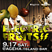 ELECTRIC FRUITS 9.17@ageHa