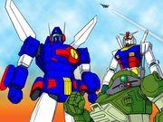 ロボットアニメが大好きだっ!