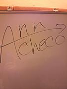 *Ann checo*