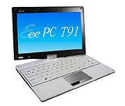 EeePC T91MT(EeePC Touch)