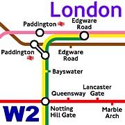 London W2