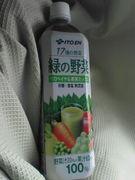 伊藤園*緑の野菜*果汁80%