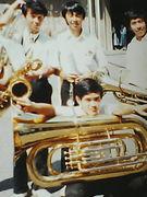 菊池高校 吹奏楽部 部室