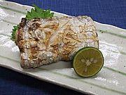 太刀魚の塩焼きが世界一