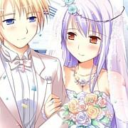 花嫁姿が好き@二次元