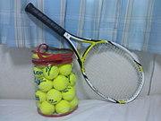 滋賀水口でテニス