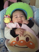 2010年11月11日生まれのBABY
