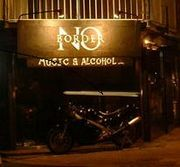 NO BORDER - Music&Alcohol