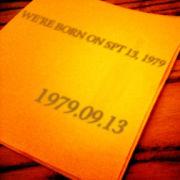 1979年9月13日生まれ