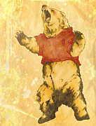 黄色いハチミツ大好き熊