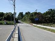 バイクに乗る学生 -石川-