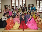 ソウル女子大2006夏期語学研修