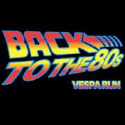 BACK TO THE 80'S VESPA RUN