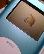 iPodがぶっ壊れた