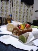 北摂ロールケーキ部