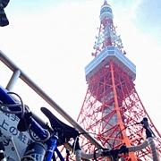 東京発×自転車×グルメ