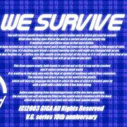 We Survive (I've sound)