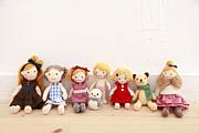 羊毛フェルト人形「wawa」