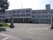 新潟県十日町市立中里中学校