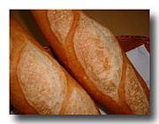 パン工房(フランスパン)