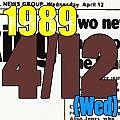 *1989年4月12日生*