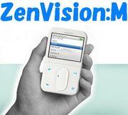 Creative  Zen Vision:M