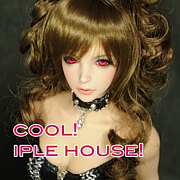 Cool! iple house!