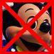 ミッキーマウスが気持ち悪い