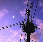 電柱・鉄塔・電線などの構造物