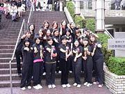 ダンス部 in 聖徳