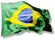 私、ブラジル行きました。