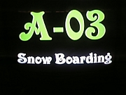 AGENT Snow Board