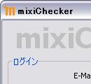 mixiChecker ミクシィチェッカー