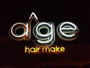 hair make a^ge