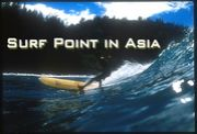 SURF POINT IN ASIA
