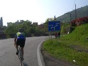 自転車を持ってイタリアへ行こう