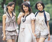Perfume女子部レポ書き隊♪**
