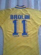ブロリン(スウェーデン代表)