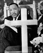 M・L・キング牧師