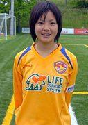 川島はるな U20女子サッカー