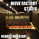 MOVE FACTORY STUDIO 小劇場