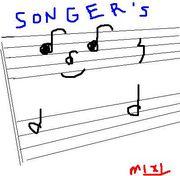 MIXI  SONGER's(歌)