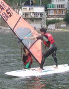 ウインドサーフィンって難しい!