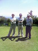 ゴルフを みんなで楽しモウの会