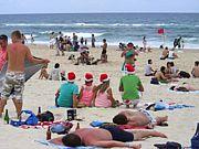 南半球、夏のクリスマス