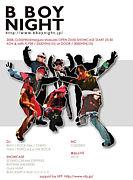 B-BOY NIGHT