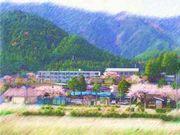 春野町立気田小学校