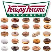Krispy Kreme Doughnut in USA