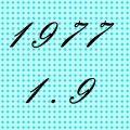 1977年1月9日生まれ